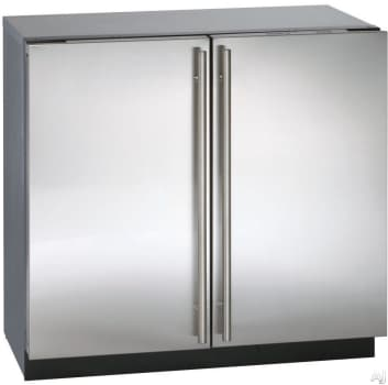 U Line Modular 3000 Series 3036RROL00 - Stainless Steel Model
