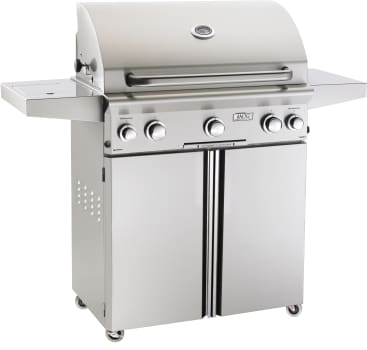 "American Outdoor Grill 30NCL - 30"" L Series Grill with Electronic Push Button Ignition System"