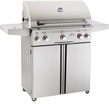 "American Outdoor Grill 30NCT00SP - 30"" T Series Grill with Push-to-Light Piezo Ignition System"