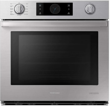 Samsung Chef Collection NV51M9770SS - 30 Inch Samsung Chef Collection Single Wall Oven with Flex Duo