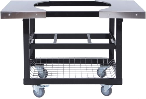Primo 320 - Cart with Stainless Steel Side Top and Basket