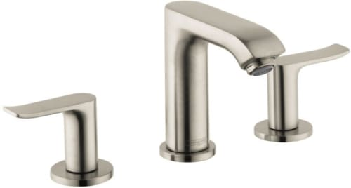 Hansgrohe Metris Series 31083 - Brushed Nickel