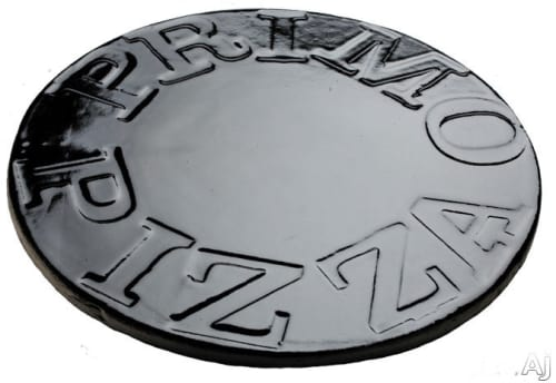Primo 338 - Porcelain Glazed Pizza Baking Stone