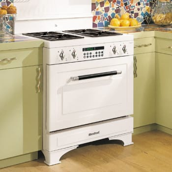 Heartland 3530 30 Inch Professional Dual Fuel Range With