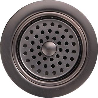 Nantucket Sinks 35COPPER - Copper Strainer Drain
