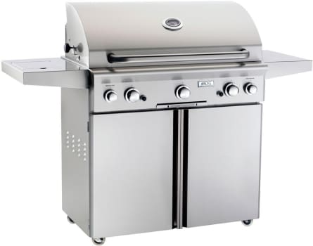 "American Outdoor Grill 36NC01SP - 36"" Freestanding Gas Grill"