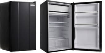 MicroFridge 36MF4RAW - Black