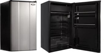 MicroFridge 36MF4RAS - Stainless Steel