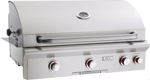 "American Outdoor Grill 36NBT - 36"" T Series Grill with Push-to-Light Piezo Ignition System"