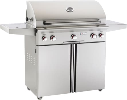 "American Outdoor Grill 36NCT - 36"" T Series Grill with Push-to-Light Piezo Ignition System"