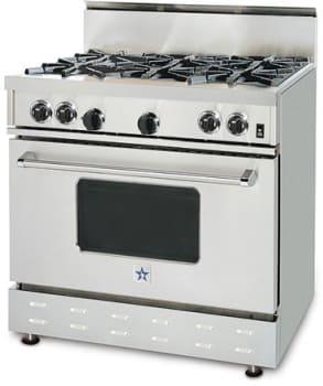 "BlueStar RPB Series RPB366BV1 - 36"" Freestanding Gas Grill"