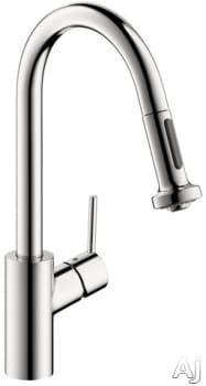 Hansgrohe Talis S Series 04310 - Chrome