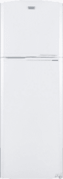 Summit FF946W - 8.8 cu. ft. Top Freezer Refrigerator in White