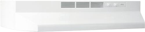 Broan 41000 Series 413601 - Side View