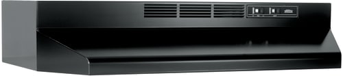 Broan 41000 Series 412123 - Side View