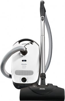 Beautiful Miele Multi Floor Canister Vacuum Cleaner 41BBN031USA   Front View