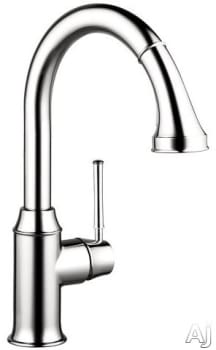Hansgrohe Talis C Series 04215000 - Chrome