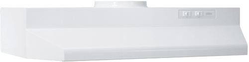 Broan 42000 Series 423001 - Side View