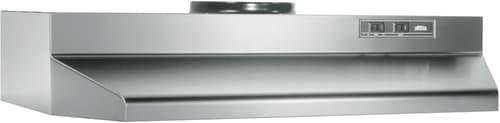Broan 42000 Series 422404 - Side View