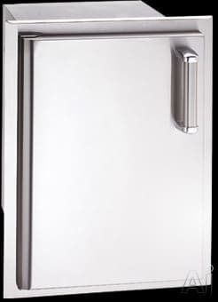 Fire Magic Premium Doors 43820SL - Stainless Steel