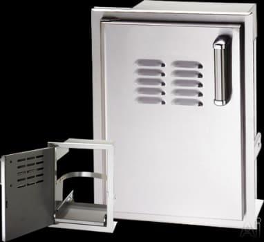 Fire Magic Premium Doors 43820TS - Stainless Steel