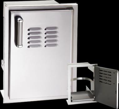 Fire Magic Premium Doors 43820TSR - Stainless Steel