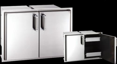 Fire Magic Premium Doors 43930S22 - Stainless Steel