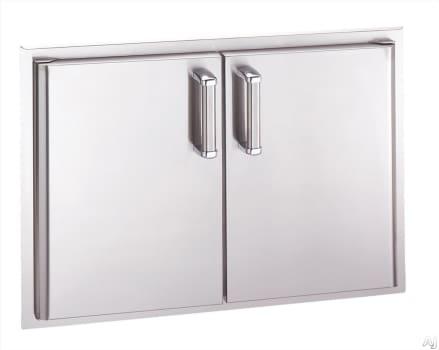 Fire Magic Premium Doors 43930S1 - Premium Double Access Doors