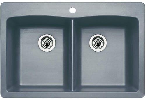 Blanco Diamond 440219 - Metallic Gray