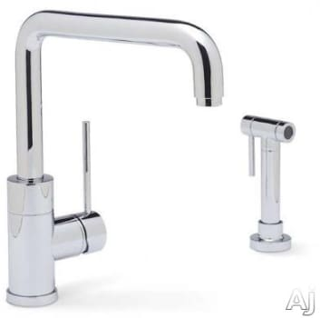 Blanco 440603 Single Lever Cast Spout Kitchen Faucet With 11 Inch