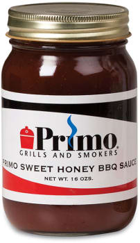 Primo 505 - Sweet Honey BBQ Sauce
