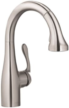 Hansgrohe Allegro E Series 04297800 - Steel Optik