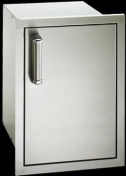 Fire Magic Flush Mounted Doors 53820SR - Stainless Steel