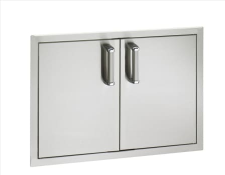 Fire Magic Flush Mounted Doors 53930S1 - Flush Mounted Double Doors