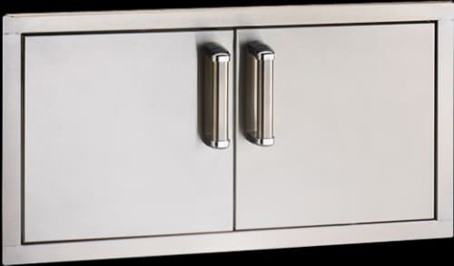 Fire Magic Flush Mounted Doors 53934S - Stainless Steel