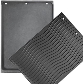 Napoleon 56060 - Cast Iron Reversible Griddle