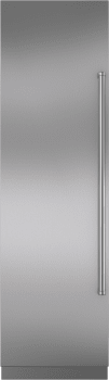 Sub-Zero IC24FILH - Shown with Stainless Steel Panel and Professional Handle (Sold Separately)