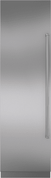 Sub-Zero IC24RLH - Shown with Stainless Steel Panel and Professional Handle (Sold Separately)