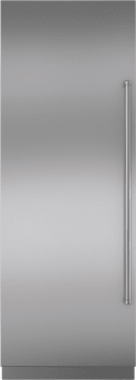 Sub-Zero IC30FILH - Shown with Stainless Steel Panel and Professional Handle (Sold Separately)