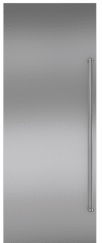 Sub-Zero IC30RLH - Shown with Stainless Steel Panel and Professional Handle (Sold Separately)