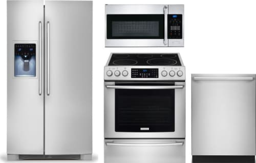 Electrolux Iq Touch Series
