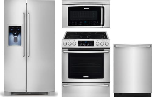 Electrolux IQ-Touch Series EXRERADWMW43 - Package