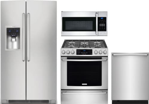 Electrolux IQ-Touch Series EXRERADWMW49 - Package