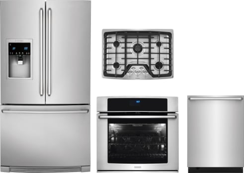 Electrolux IQ-Touch Series EXRECTWODW3 - Package