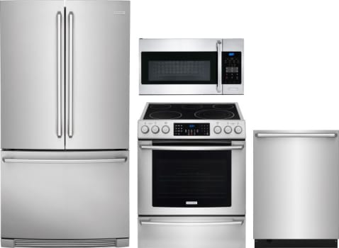 Electrolux IQ-Touch Series EXRERADWMW54 - Package