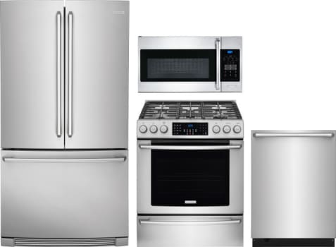 Electrolux IQ-Touch Series EXRERADWMW55 - Package