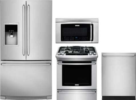 Electrolux Wave-Touch Series EXRERADWMW56 - Package