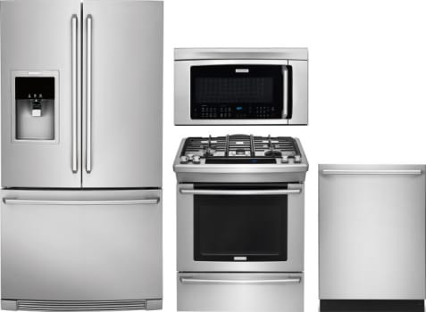 Electrolux Wave-Touch Series EXRERADWMW57 - Package