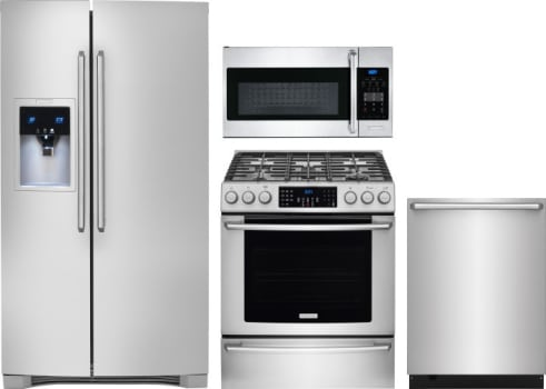 Electrolux Wave-Touch Series EXRERADWMW62 - Package
