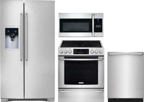 Electrolux Wave-Touch Series EXRERADWMW63 - Package